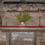 Griselles tombeau de St Valentin