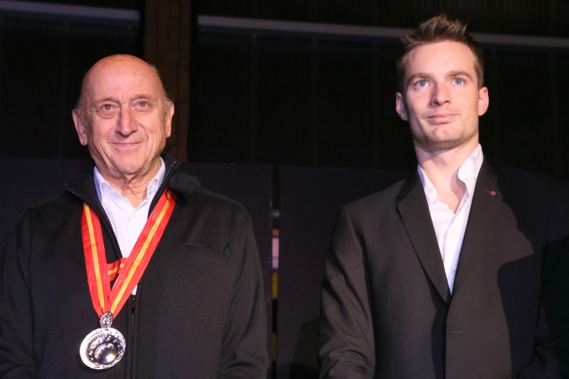 Pierre Bonte et Charles Rozoy © Jean-Christophe Tardivon