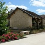 Larrey le village