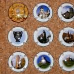 coffret plaques collector © Christophe Suchaut