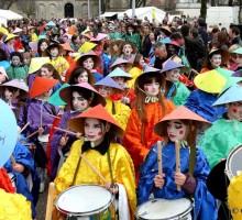 Les écoles se joignent à la fête tous les ans